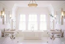 Beautiful Baths / by Debra Miller