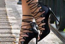 Sassy Heels & boot's / high heels / by Ott Smith