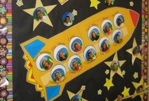 Bulletin Board Ideas / Bulletin board ideas and inspiration for your classroom and school!