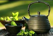 tea with friends / by Ott Smith