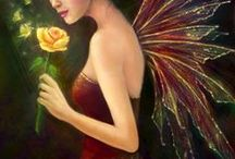 fantasy and fairytale / .......................... / by Ott Smith