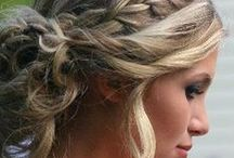 Hair inspirations  / Styles & Ideas / by Whitney Johnson