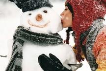 Xmas & Snowman - Joulu & lumiukko
