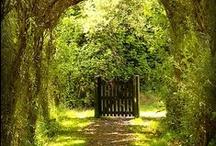 Gardens- Arbors / Puutarhoja - Kaariportteja