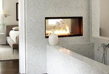 home decorating bathrooms / by Deborah Knobler