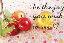 Be the JOY you wish to see - ILO lähtee pienestä