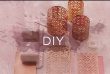 DIY / Do It Yourself: Stylish projects you can tackle at home.