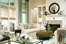 Dream Home ~ colours, materials, details
