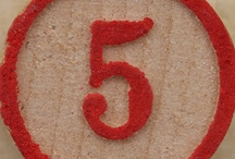 5 / Five is the 5