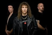 ANVIL /  Canadian Metal Band   / by Jean Smith
