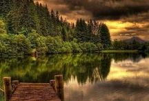 Beautiful / Beautiful scenes - spaces - treasures of the world