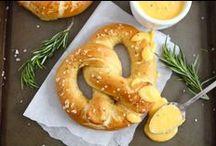 Soft Pretzels Recipes / Pretzels - Soft | Philadelphia | Snack | Dough | Twists | Hand Rolled |Bites | Sticks