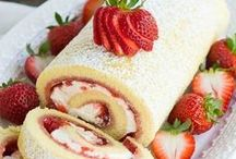 Strawberry Recipes / Strawberries - berries - drinks - desserts - snacks - breakfast dishes and more using our favorite fruits.
