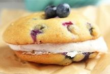 Whoopie pies + Cookie sandwiches / Best pins for Amish whoopie pies | gobs | cookie sandwiches