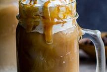 Coffee and Tea Drink Recipes / Everything Coffee and Tea // Drink. Smell. Enjoy.
