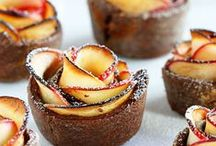I Love Apple Recipes / Best Apples recipes to pin. Fall / autumn Apple -- bread  cupcakes -- pies -- tarts bars -- crisp