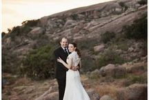 real post wedding photos {dreamy elk photography and design}