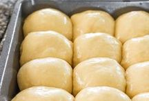 Yeast Rolls and Buns / Variety of yeast Rolls and buns for the perfect accompaniment to any meal.