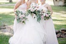 bridesmaid look | romantic & soft