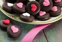 Valentine's Day / Handcrafted sweets for your sweetheart.
