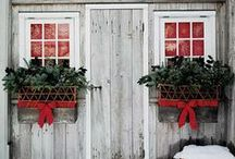 Xmas / by Red Barn Mercantile