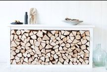 Wood Pile / by Red Barn Mercantile