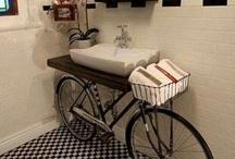 bathroom / by Alaina Norvell