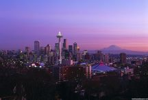 seattle part o' my heart / by Alaina Norvell