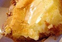 Food!...Sweet Treats / by Diane Zipperer