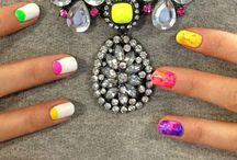 Nails / Nail polish, nail art, nail inspirations... / by Amanda A
