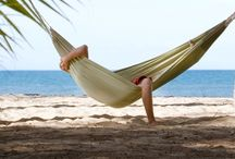 stay calm and rest / Relax hammocks naps rest  / by Laura Deni