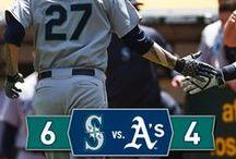 Score-Board / by Seattle Mariners
