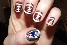Patriots Nails / by New England Patriots