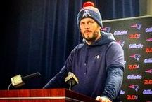 Tom Brady #12 / A true Patriot that leads and plays like a champion.