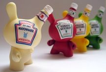 TOYS: FOOD AND DRINKS / Toys inspired by food and drinks
