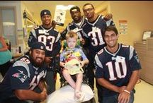 In the Community / by New England Patriots