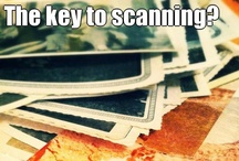 Scanners for researchers / Find all sorts of links to scanners for mobile devices & independent scanners as well as links to tips to using scanners for genealogy and family history research. / by Caroline Pointer