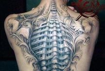 PRETTY IN INK : BLACK/GREY / Tattoo artwork