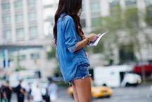 Thinking Blue Jeans / by SokoShop|London _ Anastasians