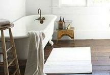 Bathrooms / by Red Barn Mercantile