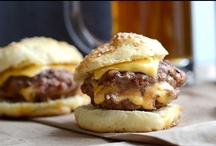 Hamburger / Hamburgare
