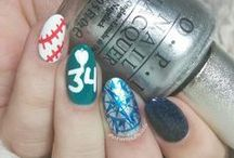Nailed It / Get fancy with your nail art.