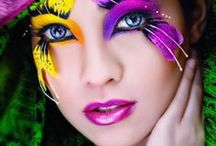 Fantasy Makeup / by Shannon Graham