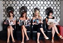 Salon / make-up, hair, manicure, pedicure, massage, solarium