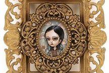 ART FRAMES / Beautiful art needs beautiful frames!
