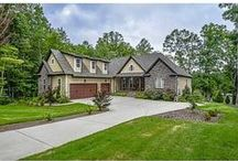 4412 Lake Forest Drive, Denver NC / Beautiful Custom Waterfront Home in Lake Norman's Gated Community Harbor Oaks.