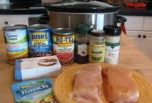 Crock Pot Recipes / by Heather Garman