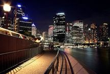 - city lights - / by S