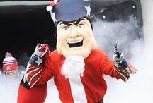 Holiday the Patriots way