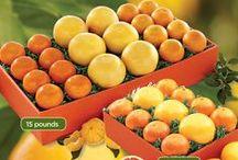 Non-GMO Citrus Fruit / Non-GMO verified food products, including Florida citrus fruit, undergo a rigorous verification program to minimize the risk of GMO contamination. #NonGMO #citrus #fruit